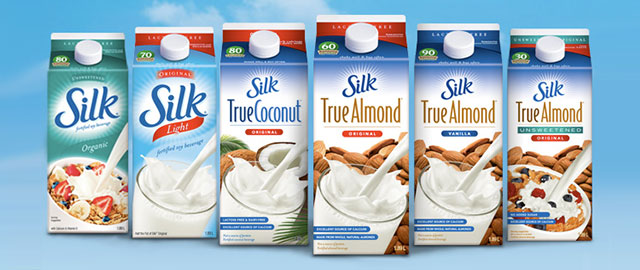 Silk beverages coupon