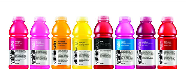 Buy any 4: 591 mL vitaminwater  coupon