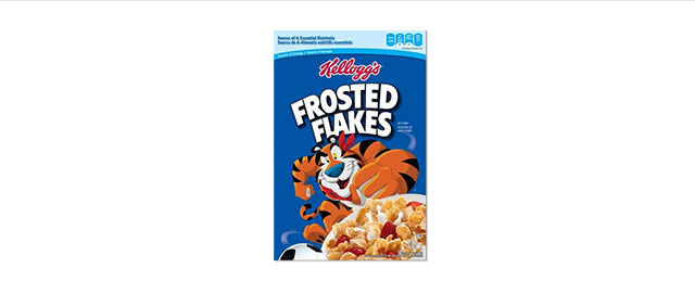 Kellogg's Frosted Flakes* cereal coupon