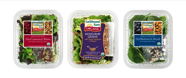 Earthbound Farm Organic Salad Greens coupon