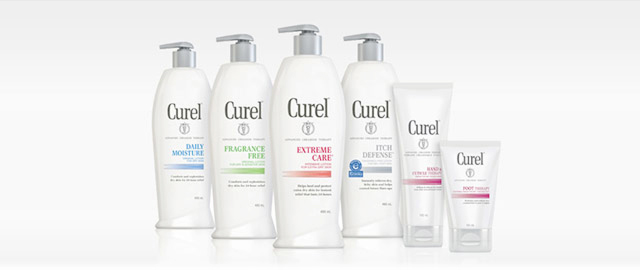 Curel coupon