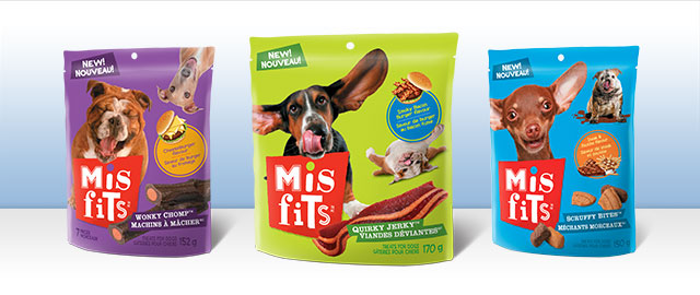 MISFITS™ Dog Treats coupon