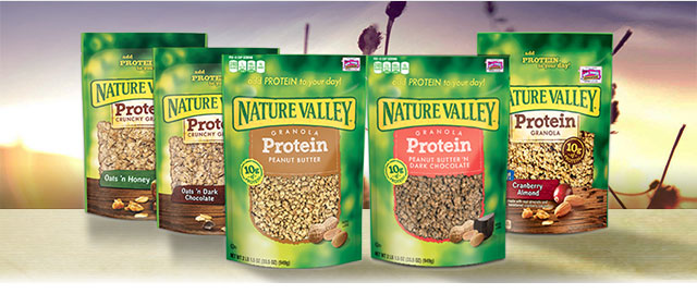 Nature Valley™ Protein Granola bags coupon