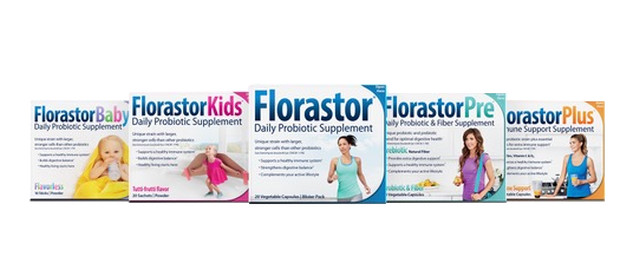 Florastor® Daily Probiotic Supplement Products coupon