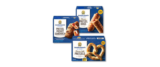 Auntie Anne's At Home Frozen Products coupon