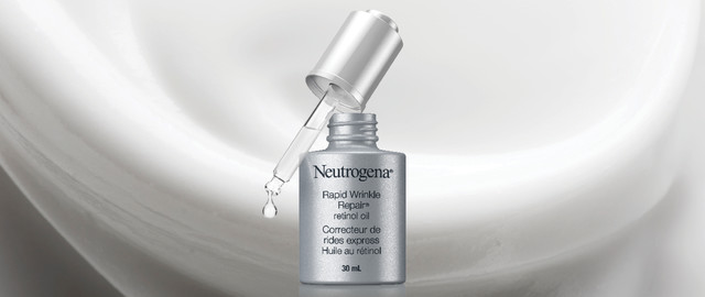 NEUTROGENA® Rapid Wrinkle Repair Retinol Oil coupon
