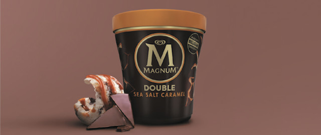 Select Magnum Ice Cream Tubs coupon
