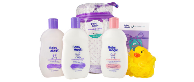 Baby Magic Sweet Dreams in a Bag coupon