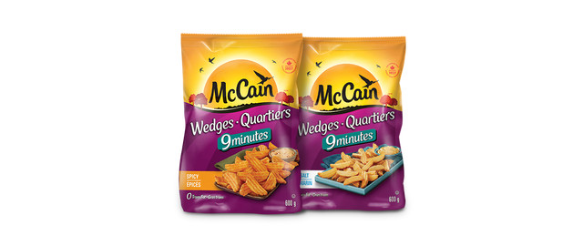 McCain® 9 Minute Wedges coupon