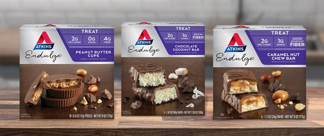 Select Atkins Endulge® Treats coupon