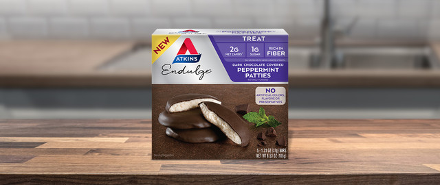 Atkins Endulge® Peppermint Patties coupon