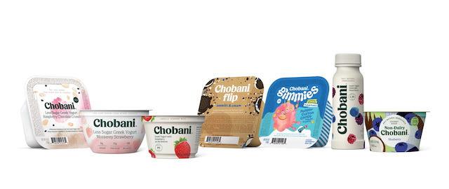 Buy 5: Chobani® Single Serve Products coupon
