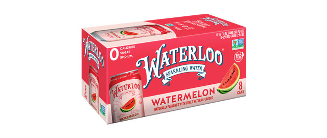 Waterloo Sparkling Water coupon