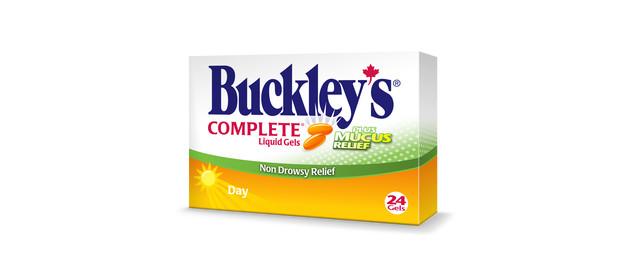 Buckley's Liquid Gels coupon