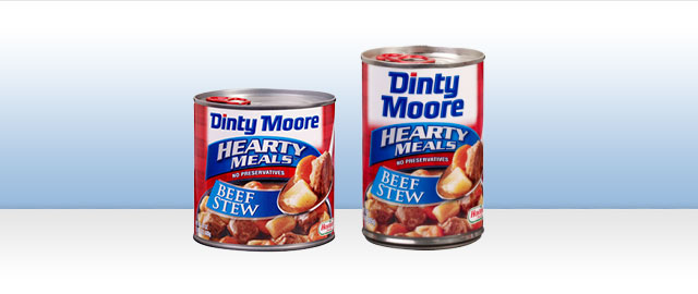 Dinty Moore® beef stew coupon