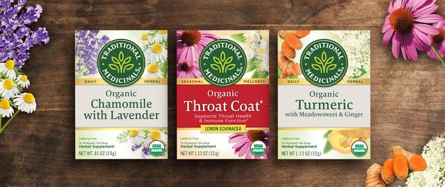 Traditional Medicinals Tea coupon