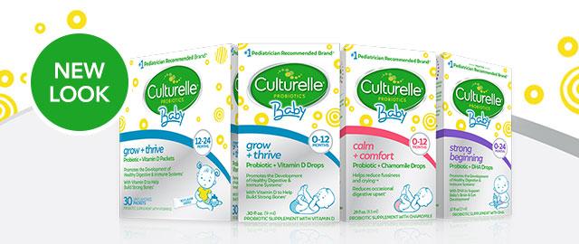 Culturelle Baby Probiotic coupon
