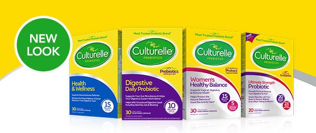 Culturelle Adult Probiotic coupon