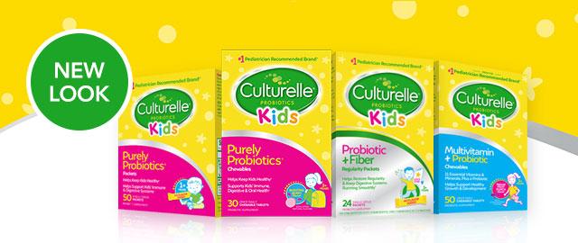Culturelle Kids Probiotics coupon