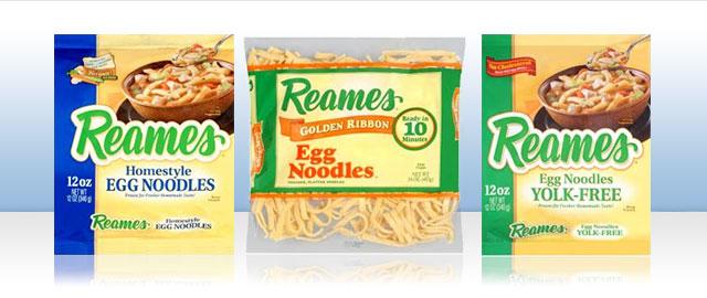Reames® Egg Noodles coupon