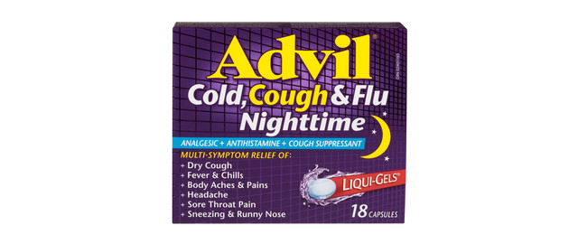 Advil Cold, Cough, and Flu Nighttime coupon