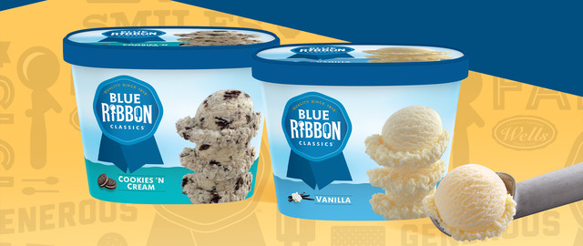 Blue Ribbon Classics 48oz Ice Cream coupon