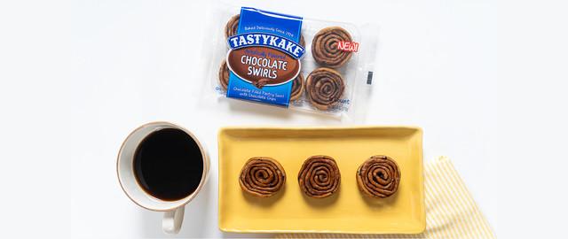 Tastykake Chocolate Swirls coupon
