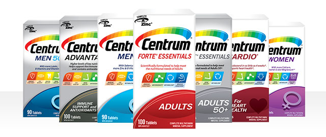 Centrum Tablets coupon
