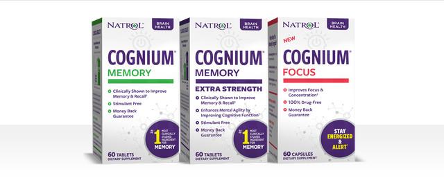 Natrol® Cognium® coupon