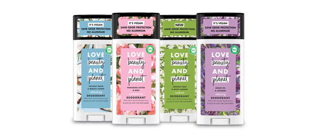 Love Beauty and Planet Deodorant coupon