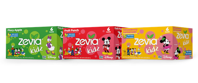 Zevia Kidz coupon