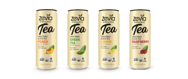 Zevia Tea coupon