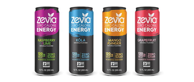 Zevia Energy coupon