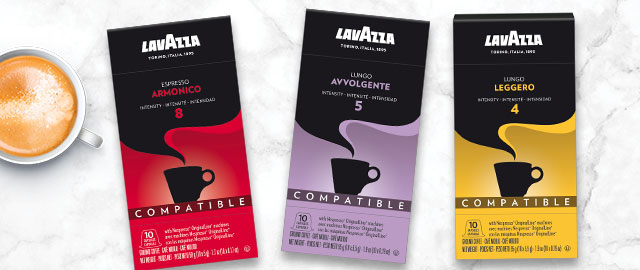 Lavazza Nespresso Compatible Capsules coupon