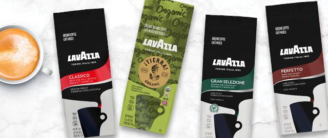 Lavazza Ground Coffee coupon