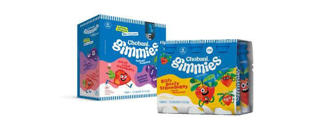 Chobani® Gimmies™ Multi-Packs coupon