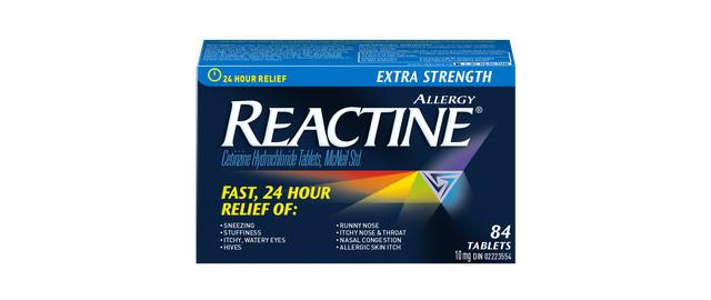 Extra Strength REACTINE® coupon