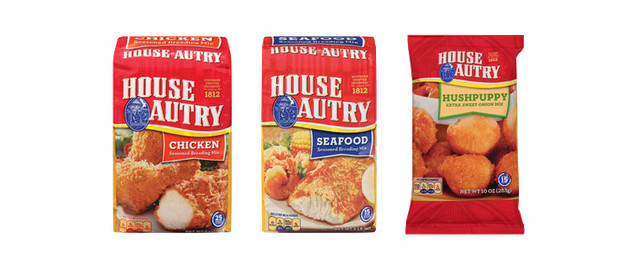 House Autry Breaders and Batters coupon
