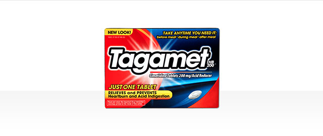 Tagamet® Acid Reducer coupon