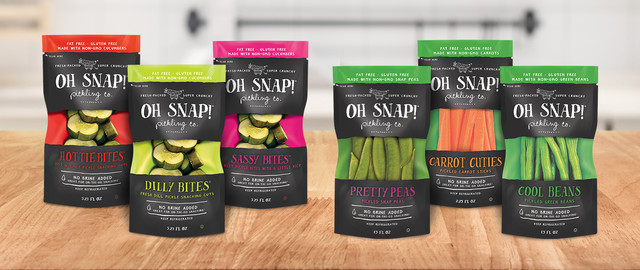 OH SNAP!® Pickles & Pickled Veggies coupon