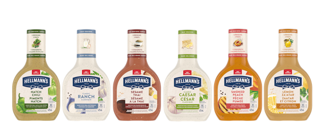 Hellmann's Salad Dressings coupon
