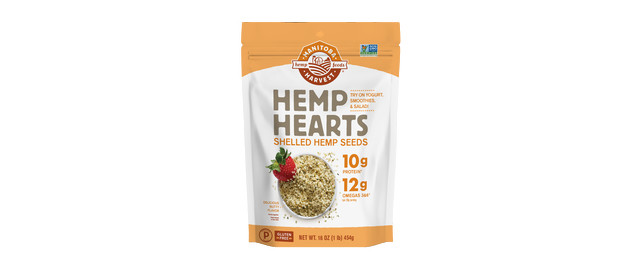 Manitoba Harvest Hemp Hearts coupon
