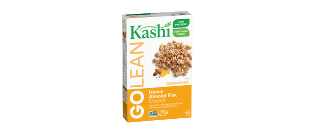 Kashi* GOLEAN* Honey Almond Flax Crunch Cereal coupon