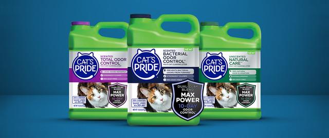Cat's Pride® Green Jugs Cat Litter coupon