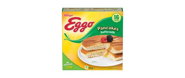 Kellogg's* Eggo* Pancakes 16 count coupon