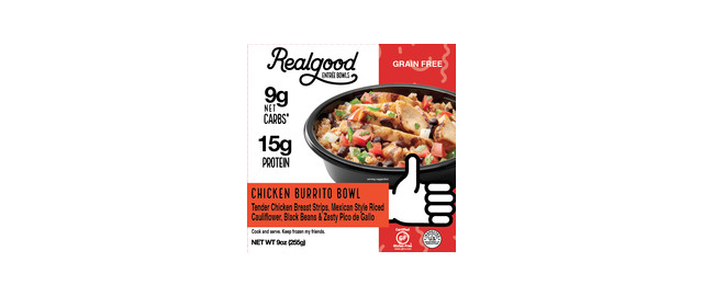 Real Good Entrée Bowls coupon