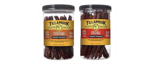 Tillamook Country Smoker Smoked Sausages in a Jar coupon
