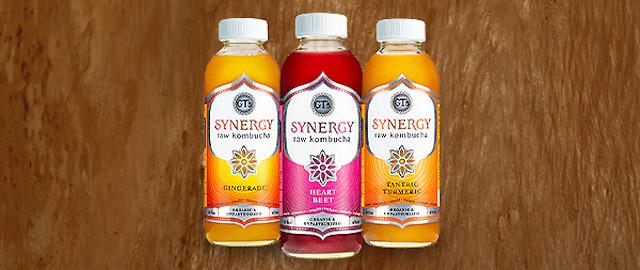 GT's Synergy Kombucha coupon