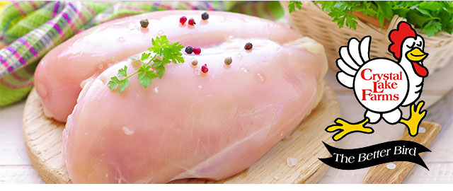 Crystal Lake Farms Chicken coupon