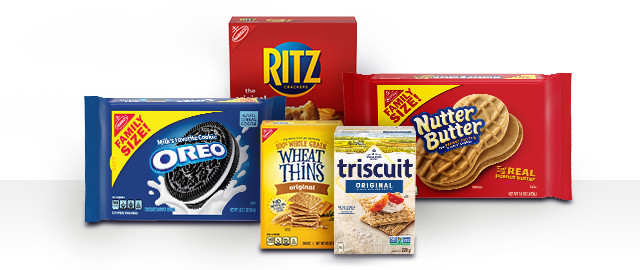 Buy 2: Select NABISCO Cookies or Crackers coupon